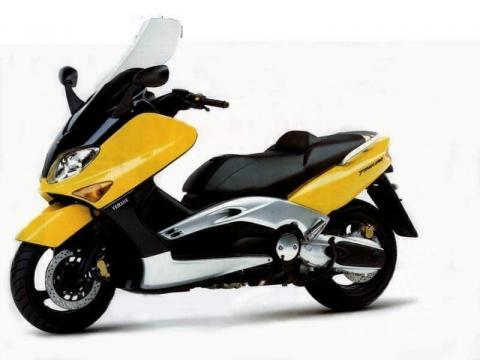 Yamaha TMax 500 04 3