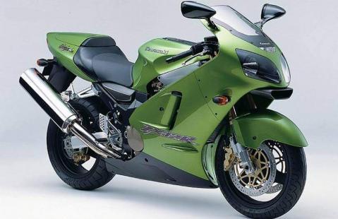 Kawasaki ZX-12R 00