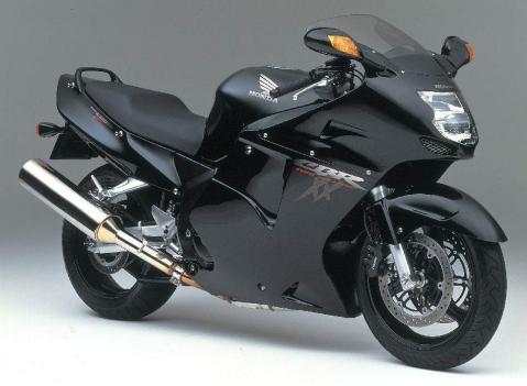 Honda CBR1100XX 96