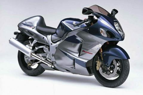 Suzuki GSXR1300 06 1