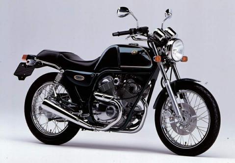 Yamaha SRV250 92
