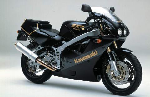 Kawasaki ZXR400 89