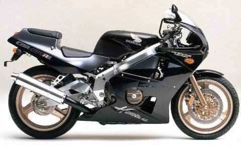 Honda CBR400RR 88 1