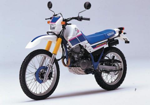 Yamaha serow225 89