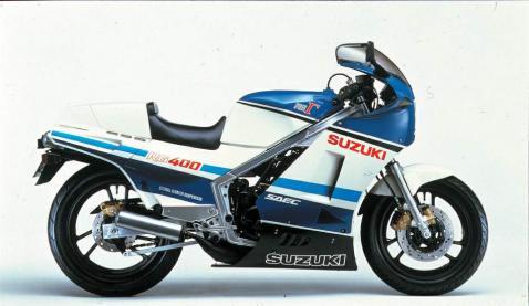 Suzuki RG400 2