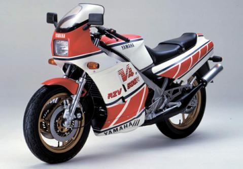 yamaha rzv500r 1984