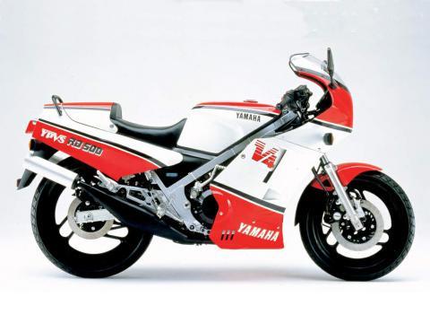 Yamaha RD500 4