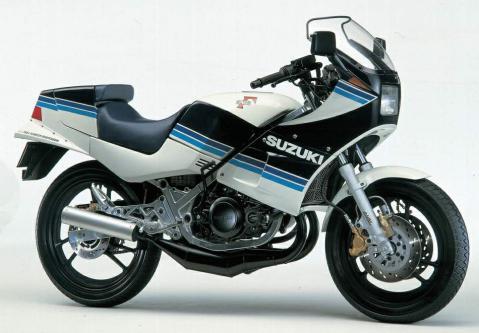 Suzuki RG250 83 1