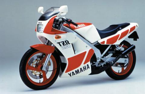 Yamaha TZR250 85