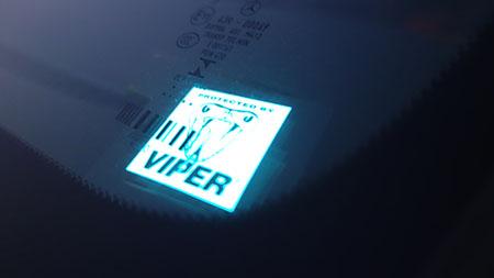 VIPER点灯中