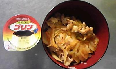 120729_豚キムチ丼
