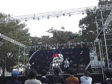 大学祭バンド1