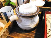12-8-12 蕎麦湯