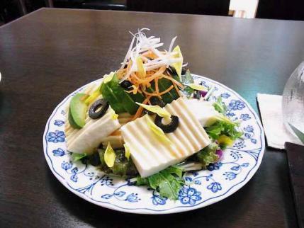 12-8-15 アボガド豆腐