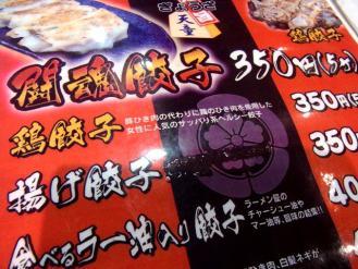12-8-19 品鶏餃子