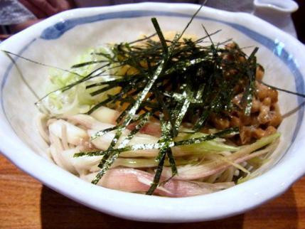 12-8-31 そば納豆
