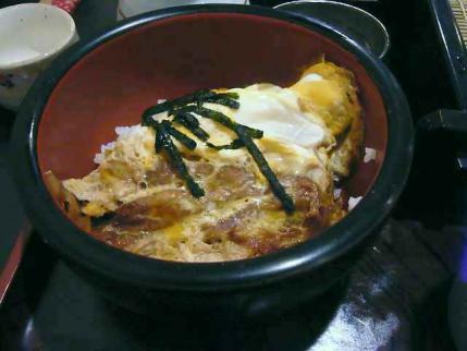 12-9-10 玉子丼