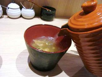 12-9-11 蕎麦湯