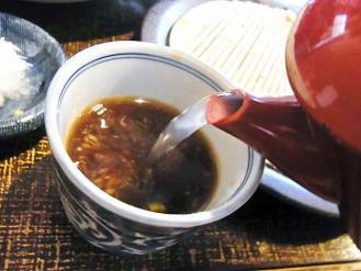 12-9-17 蕎麦湯