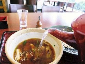 14-10-26 蕎麦湯