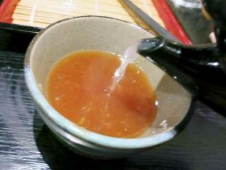 14-11-15 蕎麦湯
