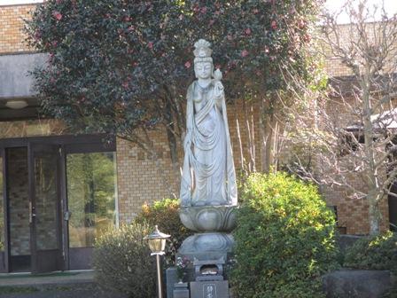 福泉寺・2014年1月1日・観音様