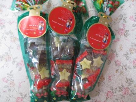 メリーチョコレート2014年12月クリスマス