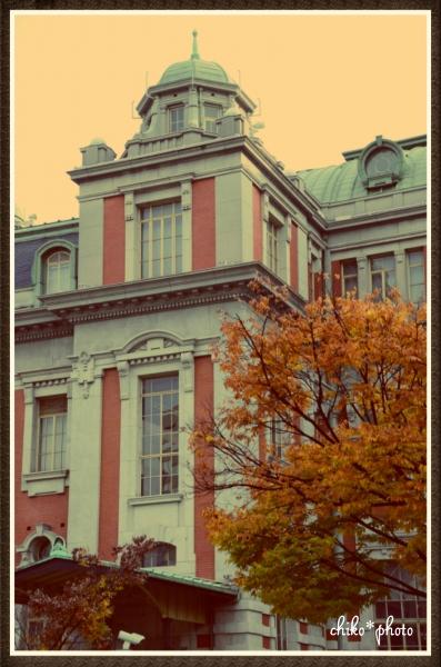 photo-590 大阪 街フォト_ノスタルジック公会堂3