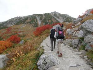 2012年10月ハイキング1