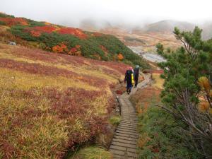 2012年10月ハイキング4