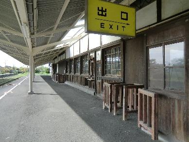H24.04.29~05.02 駅ホーム2