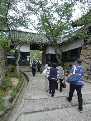 H24.04.29~05.02 松江城門