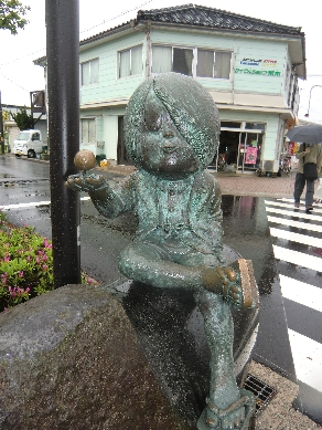 H24.04.29~05.02 座る鬼太郎
