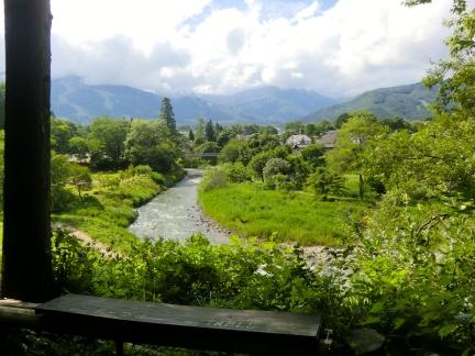 25茶屋からの風景