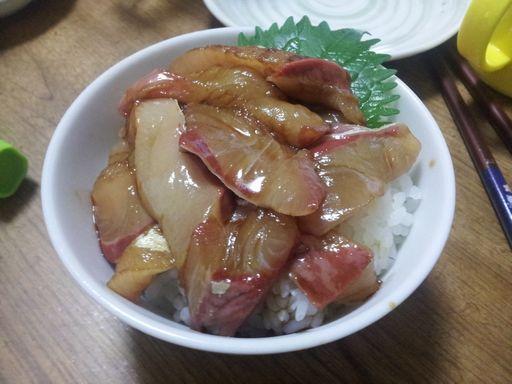 漬け丼20131104