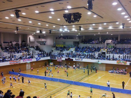 ドッジボール大会②20131123