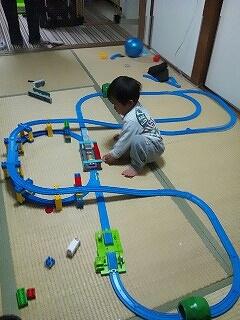 新幹線遊び