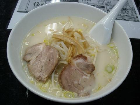 福臨軒・豚骨ラーメン