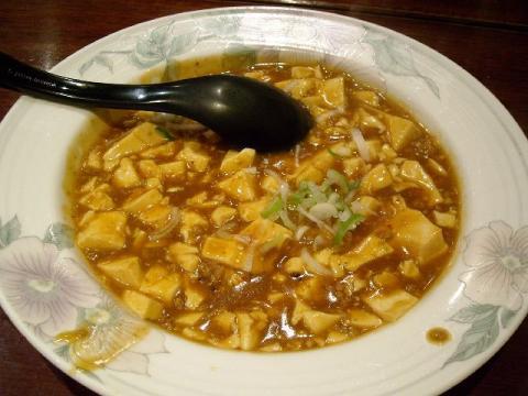 張園・麻婆豆腐