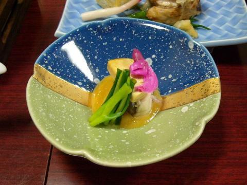 まるい・料理4