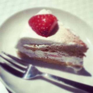 エスプレッソショートケーキ