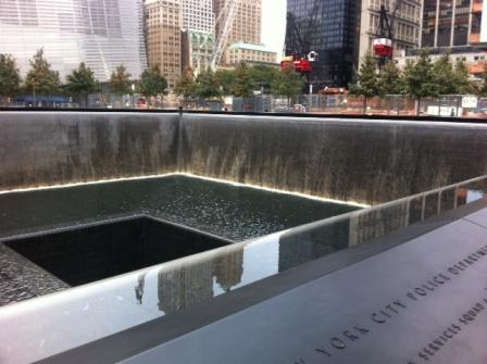 WTC pond