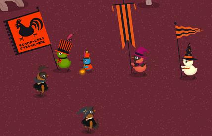 ハロウィンパレード1