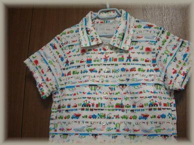 子供服にリフォーム
