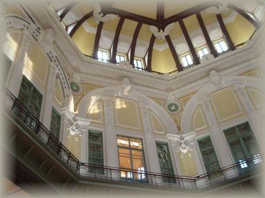 東京駅の天井