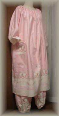 パンジャビードレスみたいなパジャマ