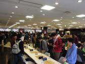 大阪の大会の光景