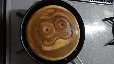 ケロパンケーキ
