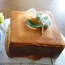 お土産K様のシフォンケーキ