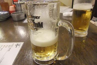 ブログ 「生ビール」